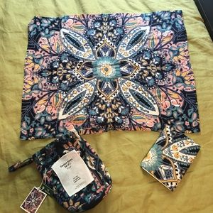 Urban Outfitters Other - Urban Outfitters Pillow Shams Medallion Cotton